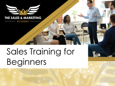 Sales Training for Beginners