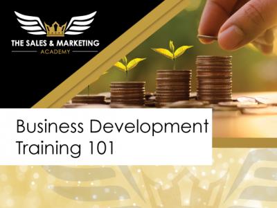 Business Development Training 101