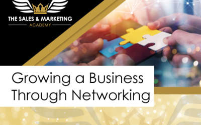 Growing a Business Through Networking
