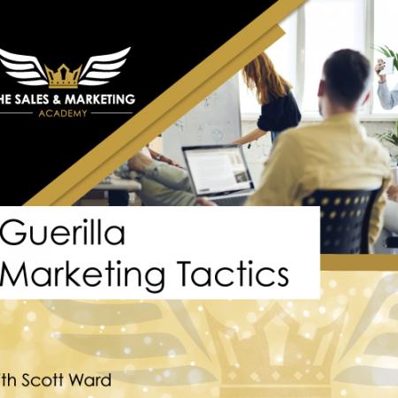 Guerilla Marketing Tactics