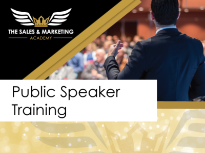 Training for Public Speaking: 6 Pillars of Communication