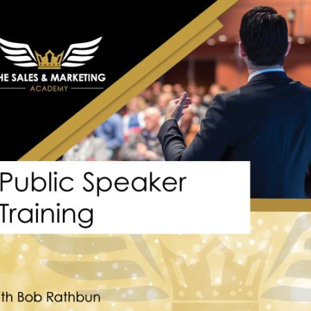 Training for Public Speaking: 6 Pillars of Communication