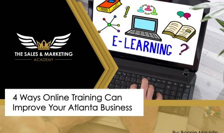 4 Ways Online Training Can Improve Your Atlanta Business