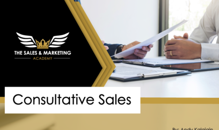 The First Four Essential Ingredients to a Successful Consultative Sales Career!