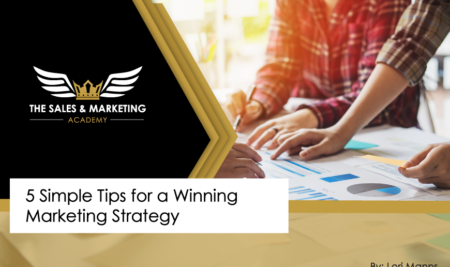 5 Simple Tips for a Winning Marketing Strategy